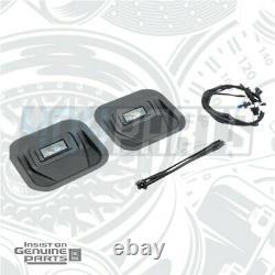 2019-2021 Gmc Sierra 1500 Multipro Tailgate Step Light Kit D'accessoires Gm D'origine