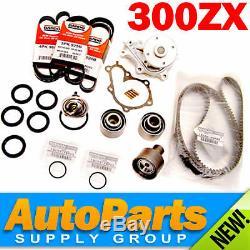 300zx Non Turbo Complet Courroie De Distribution + Pompe À Eau Kit Véritable & Oem Pièces 1990-1993