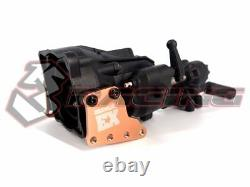 3racing Kit-ex-real Ex Real 2 Speed 4wd Drive 1/10 Rc Ep Crawler Aug Restock