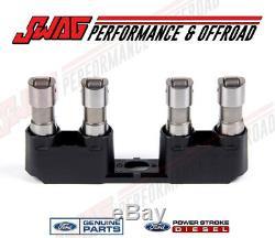 6.0l 6.4l 7.3l Powerstroke Diesel Oem D'origine Ford Lifter & Guide Kit16 Lifters