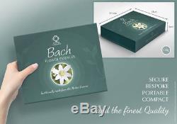 Bach Fess Essence Set 40 Kit De Qualité En Boîte, Remèdes Traditionnels Traditionnels