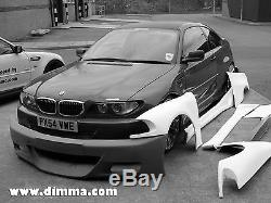 Bmw E46 Kit Carrosseries Complètes Genuine Dimma