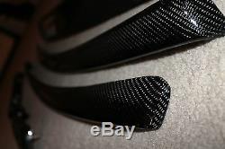 Bmw E90 Ou E92 M3 Real Fibre De Carbone Intérieur 9 Pc Garniture Kit Avec 300 $ Remboursement