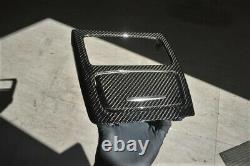 Bmw E92 Véritable Coupe Kit De Garniture Intérieure En Fibre De Carbone Rhd I-drive