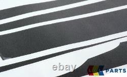 Bmw New Genuine 3 F30 F31 M Performance Pin-stripes Autocollants Decal Kit 2365577