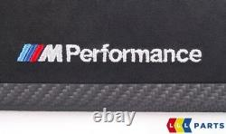 Bmw Nouveau Véritable F30 F31 F34 F36 M Performance Carbon Fiber Interior Trim Kit
