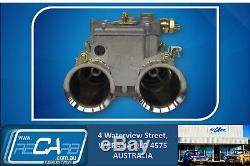 Costumes Datsun 240z 260z 280z L28 Véritable Triple 45 Weber Dcoe Kit Carburateur