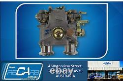 Costumes Datsun A12 120y 1200 Genuine Twin 40 Dcoe Weber Carburettor Kit De Conversion