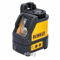 Dewalt Dw088k Kit Laser De Ligne De Nivellement Automatique