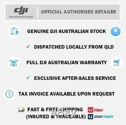 Dji 2 Fly Plus Mavic Kit Box Pro Zoom Ouvertes Value Pack Combo Véritable Dji Aus