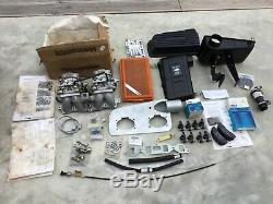 Ford Fiesta Mk1 Mk2. Rs X-kit Nos Tuning Nouveau Véritable 36 Dcnf Ohv