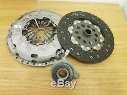 Ford Focus Rs Véritable Mk2 3 Pièces D'embrayage Kit Roulement Inc St225 Mise Au Point De Mise À Niveau