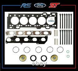 Ford Focus St 2.5t Véritables Joints D'étanchéité Block Mod Kit Avec Bouchons De Fin Vvt O Anneaux