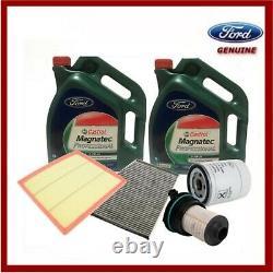 Ford Transit Véritable Personnalisée 2016 2.0l Ecoblue Service Complet Kit Oil Inc