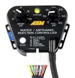 Genuine Aem 30-3300 Kit D'injection D'eau Et De Méthanol Avec Réservoir De 1 Gallon V2 Avec Capteur Map