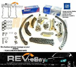 Gm D'gears V6 Holden Omega Gasket Sv6 Vz Ve V6 Un Ensemble Timing Chain Kit