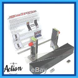 Go Kart Sniper V2 Inox Laser Avant Direction Système D'alignement Véritable Boxed