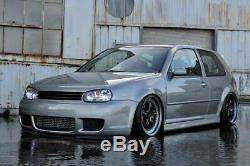 Golf 4 R32 Vw / 3 Et 5 Portes / Full Body Kit / Perfect Fit / Real Photo
