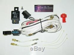 Grande Grille Lumières De Conduite Kit Pour Ford Mustang Shelby Eleanor Gt-500 Fastback