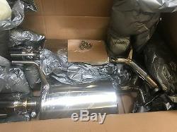 Infiniti M37 M56 Q70 Q70l Kit De Silencieux Sports Authentique B0100-q70sm, B0100q70sm