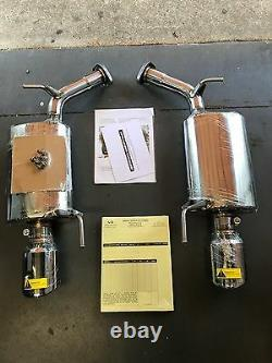 Infiniti M37 M56 Q70 Q70l Véritable Sports Muffler Kit B0100-q70sm, B0100q70sm