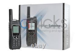Iridium 9575n Extreme Satellite Phone Kit Cpktn1701 Genuine Free Next Day Del