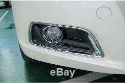 Kit Complet De Câblage De Lampe De Phare Antibrouillard Authentique Et De Couverture Pour Chevy 13 2014 2015 Malibu