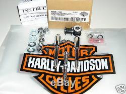 Kit D'amarrage Arrière D'origine Harley Flsts Heritage Springer Neuf Dans Sa Boîte D'origine