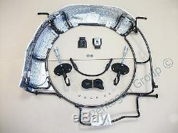 Kit De Cage De Montage Pour Roue De Secours D'origine Vauxhall Zafira C Tourer 2012