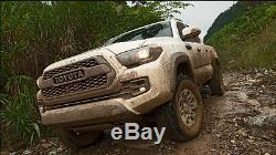Kit De Feux De Brouillard À Led Pour Industries Authentiques D'origine Toyota Tacoma Trd Pro 2016-2018