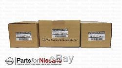 Kit De Kit De Ventilateur D'aération Gris Authentique Nissan 1987-1992 Pathfinder D21 Pick-up