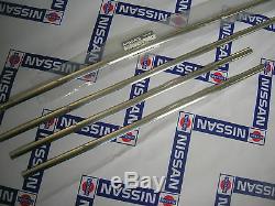 Kit De Moulure De Pare-brise Datsun 1200 D'origine (pour Nissan B110 Sunny Ute B120)