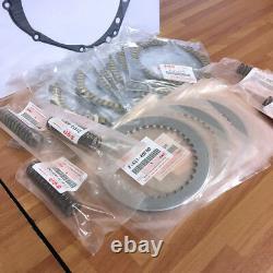 Kit De Plaque D'embrayage Authentique Suzuki (gsxr1000 K1-k4) 21400-40810-000