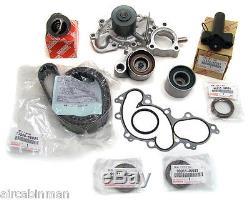 Kit De Pompe A Eau Avec Courroie De Distribution Toyota V6 Trucks + Hydraulic Ten Genuine + Oe Parts