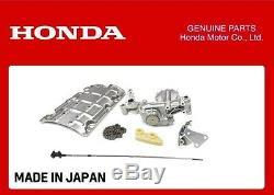 Kit De Pompe À Huile Honda Fd2 D'origine CIVIC Type R Arbre D'équilibrage Cln Accord F7