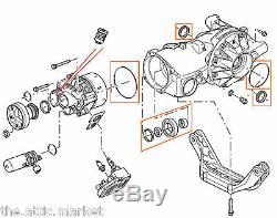 Kit De Réparation De Bruit Excessif Pour Roulement De Différentiel Arrière Land Rover Lr2, Authentique, Neuf