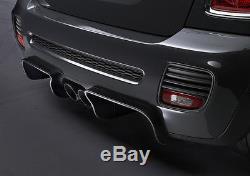 Kit Diffuseur De Pare-chocs Arrière Bmw Mini R56 Cooper S Gp2 D'origine