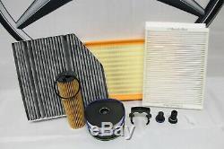 Kit Filtre Filtre Mercedes Om654 Pour Mercedes-benz W213 Classe E E200 E220 CDI