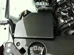 Kit Habillage Baie De Moteur En Carbone Véritable Ve V8 Ssv Calais Berlina Tous