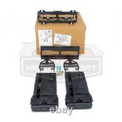 Kit Porte-gobelet Porsche Et Kit De Lunette A/c Hvac Retrofit 986 Boxster Genuine