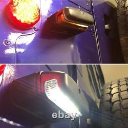 Land Rover Defender Véritable Wipac Complet Led Kit De Mise À Niveau