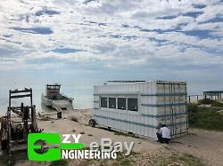 Livraison Roues Container Ezy Wheels Kit Réel De Duty Fortes. Made Australian