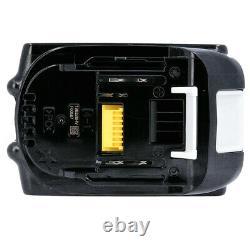Makita Véritable Bl1850 18v 5.0ah Lxt Li-ion Batterie Twin Kit + Twin Chargeur Kit
