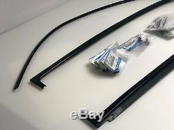 Mazda Oem Véritable Fornt Glass Window Seal Strip Météo Kit Pour Garniture 86-91 Rx7