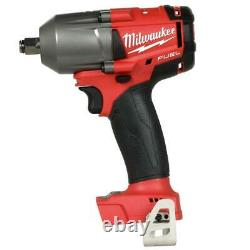 Milwaukee 2861-20 M18 Fuel1/2 Mid-torque Impact Friction Ring New- Out Of Kit