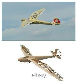 Modèle Aero Minimoa De Tony Ray Laser Cut Balsa Model Kit Aircraft Uk
