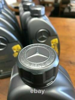 Moteur Filtre À Huile Avec 7 Litres 5w-40 Huile Moteur Kit Pour Mercedes Benz Oil Change