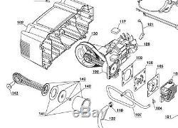 N036518 Compresseur D'air À Piston Kit Sans Huile Porter Cable Véritable Oem