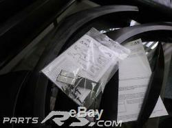 New Originale Clio IV 220 200 Coupe Latérale Du Kit De Corps De Rs16 Trophée Spoiler Renault Sport