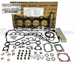 Nissan Silvia S14 S15 200sx Sr20 Det Kit De Réparation Complet Du Moteur Joint